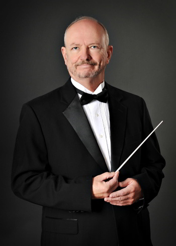Photograph of Bill Belcher, new Carson Chamber Singers Conductor