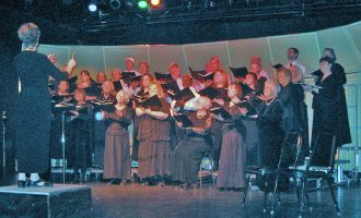 Photograph of Carson Chamber Singers