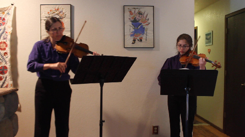Thumbnail for Gibson-Rosen Violin Duo