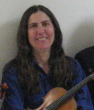 Photograph of Laura Gibson, Associate Concertmaster