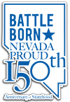 Picture of Nevada Sesquicentennial Logo