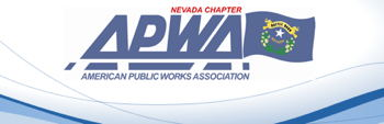 Logo for American Public Works Assoc., Nev. chapter