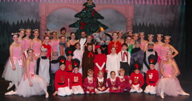 Photograph of Peanutcracker 2012 cast