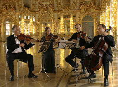 Photograph of Rimsky-Korsakov String Quartet