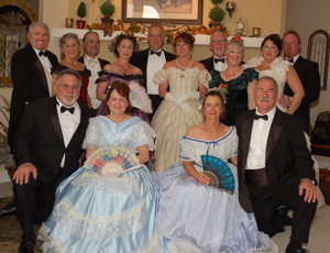 Picture of the Victorian Dancers