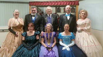 Victorian Dancers who will be performing Dec. 15, 2019