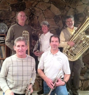 Photograph of Zephyrus Brass Quintet